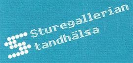 Tandläkare Lena Kristofersson Sturegallerian Tandhälsa logo