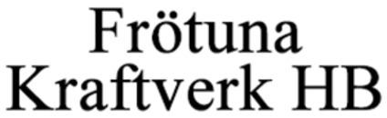 Frötuna Kraftverk HB logo