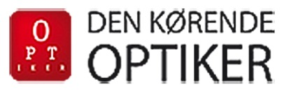 Den kørende optiker logo