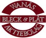 Wanäs Bleck & Plåt AB logo