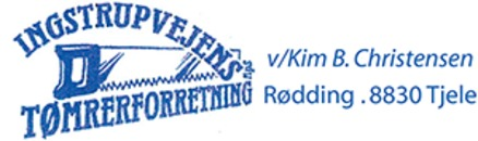 Ingstrupvejens Tømrerforretning ApS logo