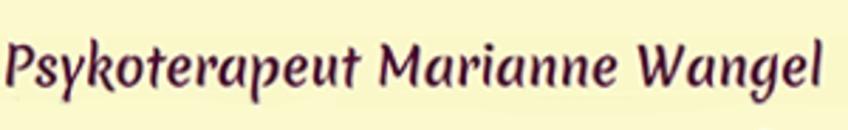 Psykoterapeut Marianne Wangel logo