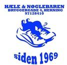 Hæle- & Nøglebaren logo