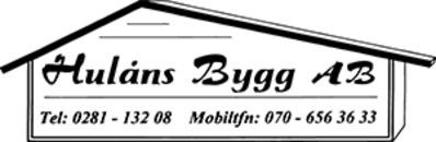 Hulåns Bygg AB logo