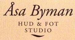 Åsa Byman Hud & Fot Studio logo