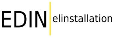 Edin Elinstallation logo