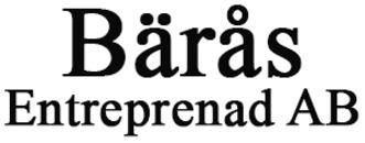 Bärås Entreprenad AB logo