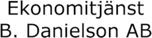 Ekonomitjänst B. Danielson AB logo
