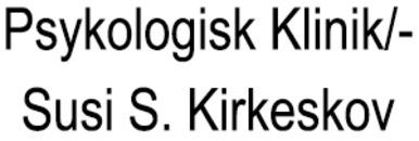Psykologisk Klinik/Susi S. Kirkeskov logo