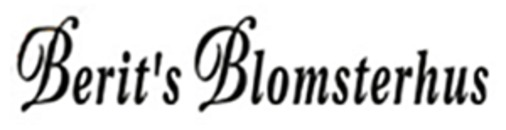 Berit's Blomsterhus logo