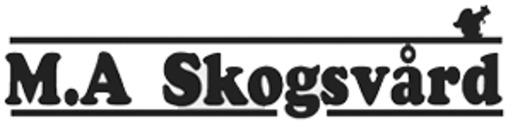 M.A. Skogsvård logo