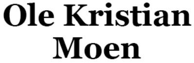 Ole Kristian Moen logo