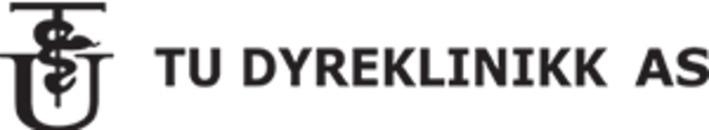 Tu Dyreklinikk AS logo