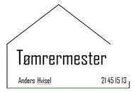 Tømrermester Anders Hvisel logo