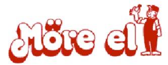 Möre El AB logo