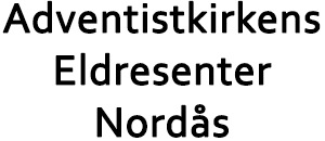 Adventistkirkens Eldresenter Nordås logo
