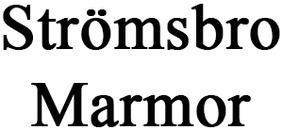 Strömsbro Marmor logo