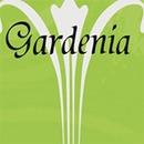 Gardenia Blommor logo