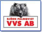 Björn Palmqvist VVS AB logo