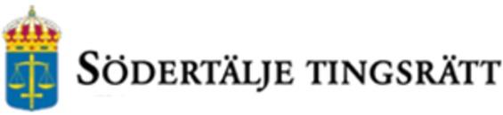 Södertälje tingsrätt logo