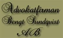 Advokatfirman Bengt Sundqvist AB logo