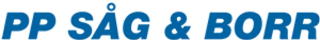 PP Såg & Borr i Gävle AB logo