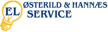 Østerild & Hannæs El-Service logo