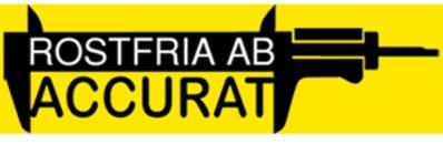 Accurat Rostfria AB logo