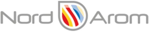 Nordarom AB logo