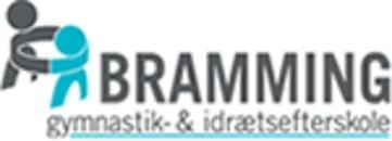 Bramming Gymnastik- og Idrætsefterskole logo