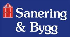 Sanering & Bygg AB logo