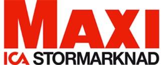 Maxi ICA Stormarknad Köping logo