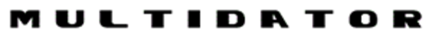 Multidator i Engelholm logo