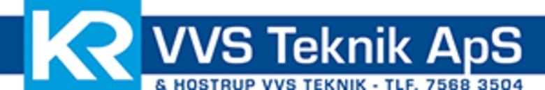 KR VVS - Teknik ApS logo