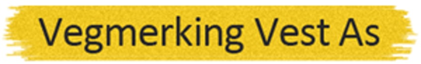 Vegmerking Vest AS logo