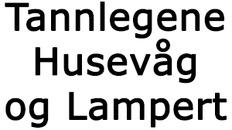 Tannlegene Husevåg og Lampert logo