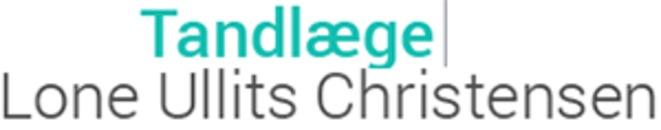Tandlæge Lone Ullits Christensen logo