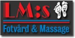 LM:s Fotvård & Massage logo