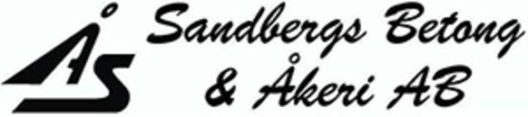 Sandberg Betong & Åkeri AB logo