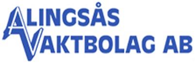 Alingsås Vaktbolag AB logo