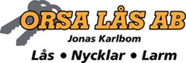 Orsa Lås AB logo
