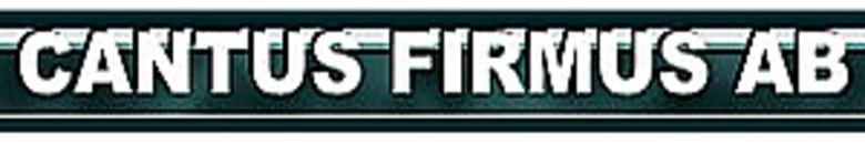 Cantus Firmus AB logo