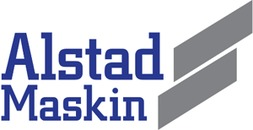 Alstad Maskin AS logo