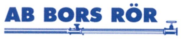 Bors Rörledningsfirma, AB logo