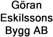 Göran Eskilssons Bygg AB logo