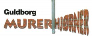 Guldborg Murerhjørner logo