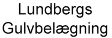 Lundbergs Gulvbelægnings Eftf. ApS logo