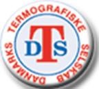 DTS Danmarks Termografiske selskab Aps logo