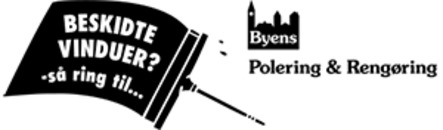 Byens Polering og Rengøring logo