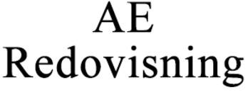 AE Redovisning logo